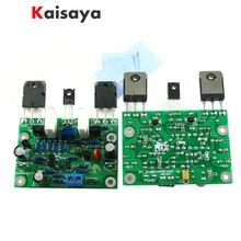 NAIM Amplificador DE Audio HIFI NAIM NAP250, Amplificador estéreo de potencia de 15V 40V, Kits DIY de 80W y A5 013 de cuerda acabada, 2 uds.