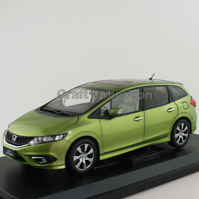 ФОТО *New Red1:18 Honda Jade Wagon 2015 Diecast Model Car Alloy Toy CIVIC MVP Variant Combi