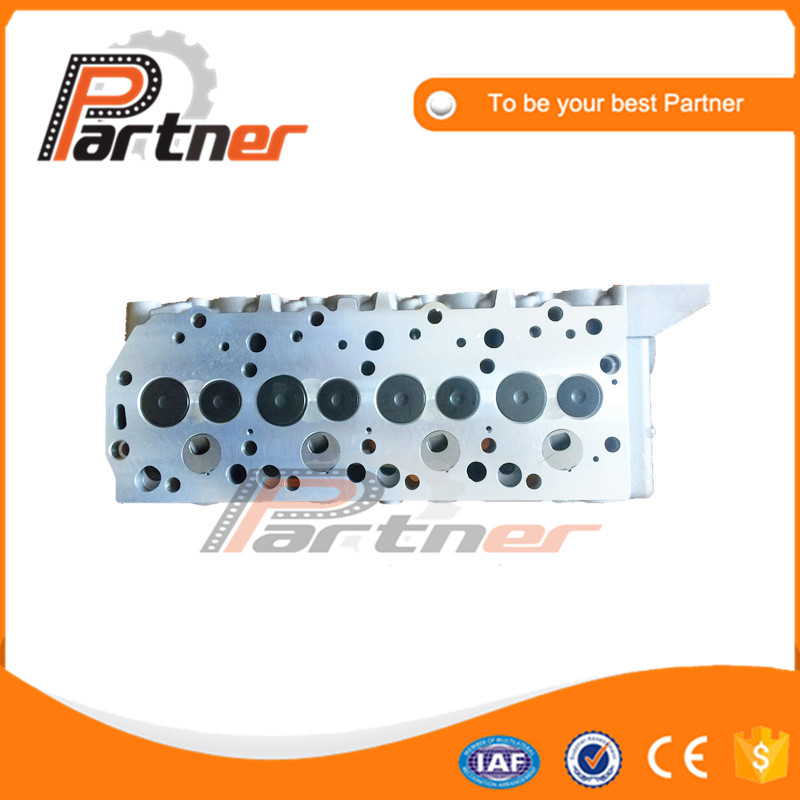 New Cylinder head complete for Hyundai H1 for Kia Sorento For Mitsubishi 4D56 2.5 CRDI 22100-42000 MD303750 MD348983 MD351277