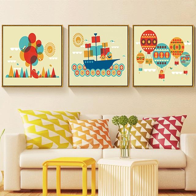Tranh Canvas dành cho trẻ em 0969 09 86 93