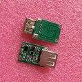 5 шт./лот DC В 3 в В до USB выход зарядное устройство step up мощность модуль мини DC-DC Boost конвертер - фото