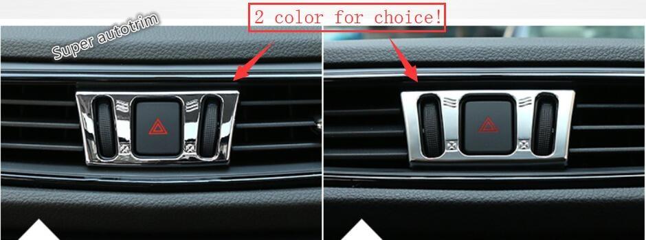 Interno anteriore pilastro Air Vent Outlet cover