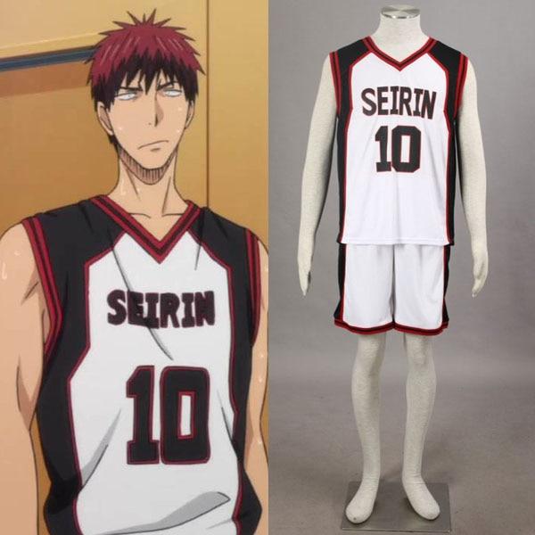 Kuroko No Basuke Boys' Basketball Uniform Kagami Taiga No