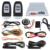 Top Chave Inteligente kit psssive PKE keyless entry alarme do carro com começo remoto do motor & botão de arranque, toque de entrada de senha de backup