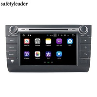 1024 600 Quad Core 2 Din 8 Android 7 1 Car DVD Player For Suzuki Swift