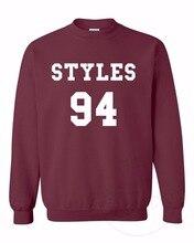 STYLES 94 5SOS Boys Rock Band Music Fashion Unisex Crewneck Sweatshirt Top-E040