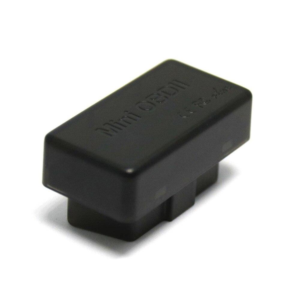 Мини OBDII Bluetooth автомобиля инструмент диагностики ST чип 9 В ~ 16 В 35ma Поддержка Android для Оконные рамы для IOS прямая доставка