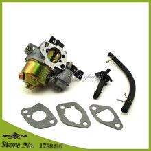 Карбюратор дроссель рычаг Carb F Honda GX160 5.5HP GX200 16100-ZH8-W61 Jingke Huayi Ruixing 6.5HP 168F водяной насос мойка давления