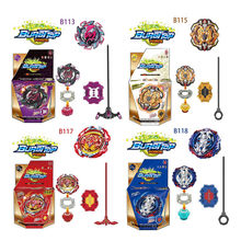 New Beyblade Burst Toys B-118 B-117 B-115 B-113 B-113 bables Bayblade Toupie Metal Fusion God Spinning Top Bey Blade Blades Toy(China)