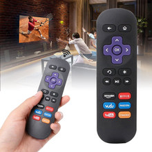 New Arrival 1pc Metal Dome Buttons Remote Control Pro Replacement IR Streaming Remotes For ROKU 1 2 3 4 LT HD XD XS(China)