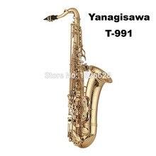 Freies Verschiffen Yanagisawa Tenorsaxophon B T-991 Curved Sopran Bariton Alto Mundstück Musikinstrumente Professionelle Sax