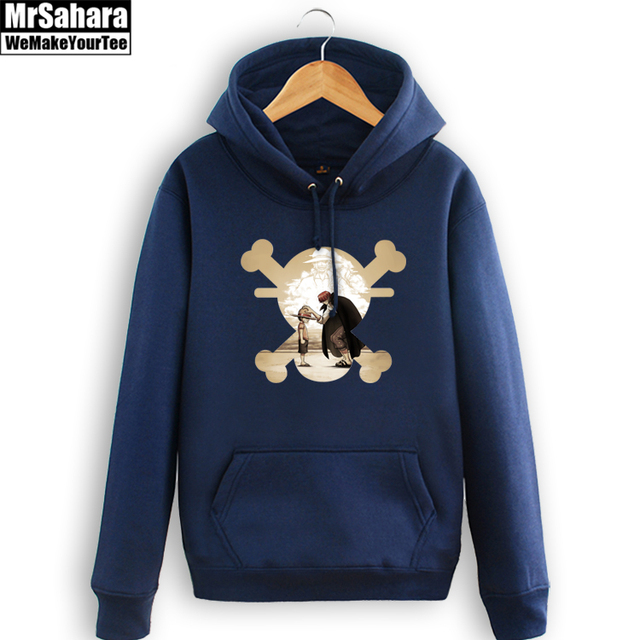 New One Piece Sweatshirt Cotton Fashion Black Hoodie