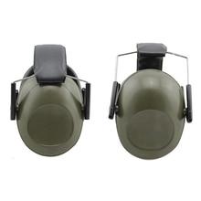 New Headphone Headset Noise Reduction Earmuff Hearing Protec