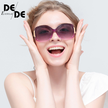 Fashion Oversized Diamond Sunglasses Women Brand Designer High Quality Vintage Gradient Sun Glasses Female UV400