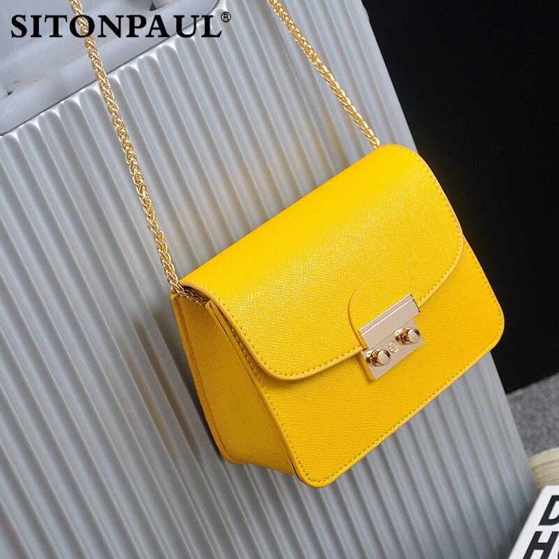 купить SITONPAUL 2017 Women Messenger Bag Brand Shoulder Bag For Women Handbag Leather Bag Clutch Crossbody bolsa feminina Small Purses недорого