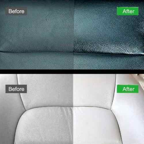 Multifunctional Leather Refurbishing Cleaner Car Seat Sofa Leather Cleaning Cream All Purpose Leather Repair Conditioner