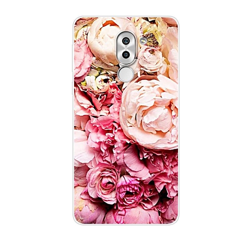 For Huawei Honor 6X Case Honor 6 X Silicone փափուկ հետևի - Բջջային հեռախոսի պարագաներ և պահեստամասեր - Լուսանկար 3
