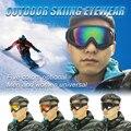 2016 novo Snowboard Óculos De Esqui Óculos de Esqui Óculos De Vidro 5 Cores Disponíveis Das Mulheres Dos Homens de Neve Óculos de Esqui Googles