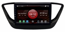 2 ГБ Оперативная память 8-ядерный Android 7.1.2 автомобиля GPS для Hyundai Verna 2016 сенсорный экран автомобиля Радио Стерео навигация 3G Зеркало Ссылка DVR