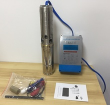 3Years Pump 4SPSC22/62-D216/2200 Free