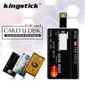Kingstick usb 2.0 pen drive 8 gb 16 gb 32 gb 64 gb modelo de cartão de memória usb flash drive usb flash pendrive vara freeshipping