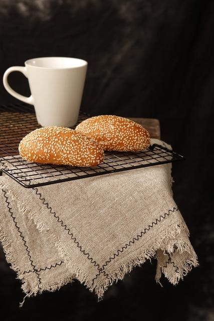נוסטלגי סגנון פשתן בד צילום רקע אביזרי עבור פירות מזון שולחן ירי סטודיו צילום רקע קישוטים