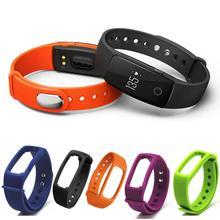 Замена фитнес-трекер водонепроницаемый ремешок браслет для ID107 Смарт-часы