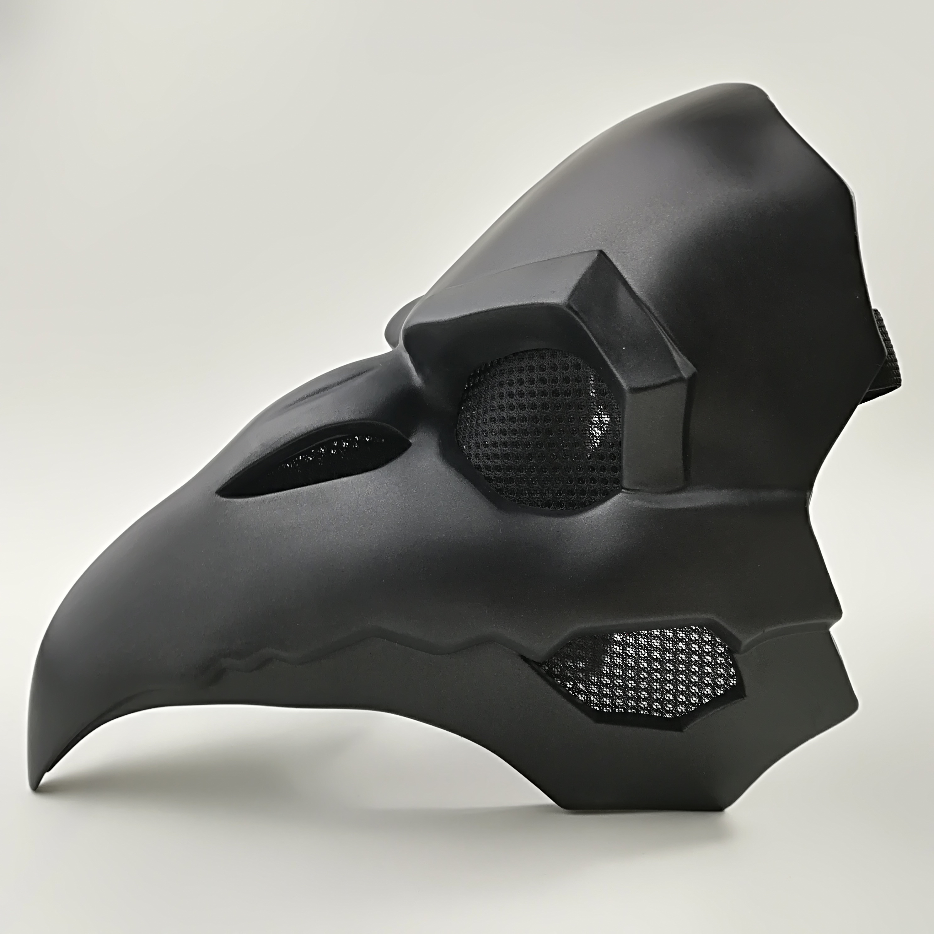 overwatch REAPER NEVERMORE PLAGUE DOCTOR COSPLAY ow mask
