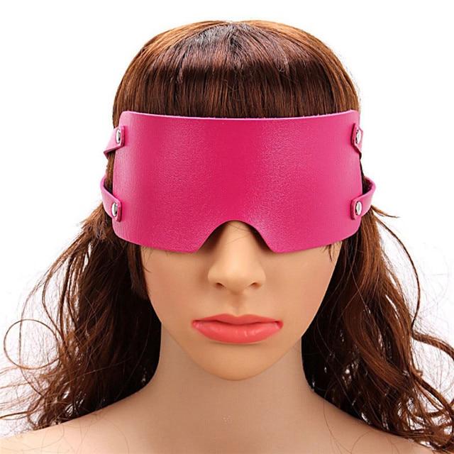 2017 * gafas con parche para los ojos, máscara de juego sexual para adultos, gafas para fiesta, Cosplay