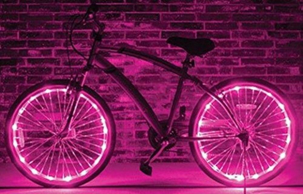 Awesome Fietswiel Verlichting Met Led Lampjes Gallery - Trend Ideas ...