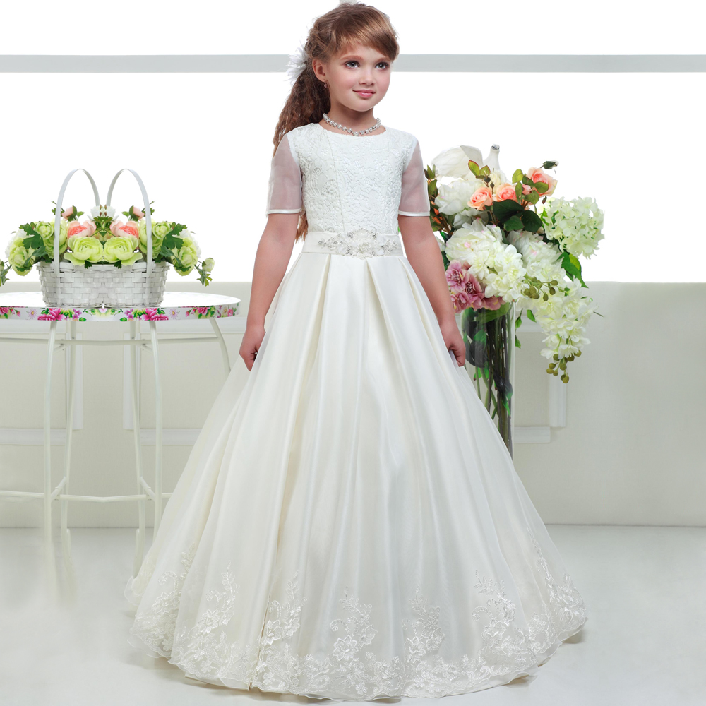 Popular Lace Communion Dress-Buy Cheap Lace Communion