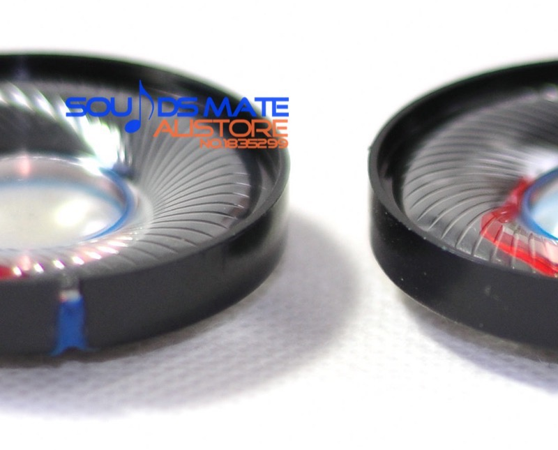 bilder für 2 Stücke (1 Paar) Ersatz Kopfhörer Lautsprecher Reparatur Für QC2 QC15 QC3 OE AE2 OE2 Quietcomfort15 Kopfhörer