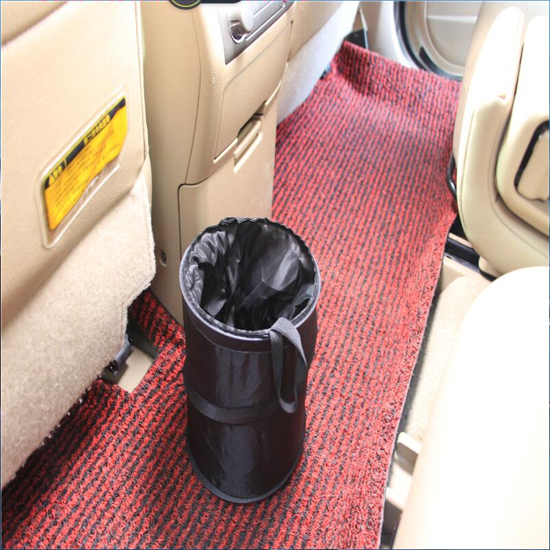 Car Garbage Can Car Trash Can Garbage Holder Bin Car-styling For Land Rover Discovery 3 4 R4 Lr2 Range Rover Evoque Sport To Be Highly Praised And Appreciated By The Consuming Public Car Trash