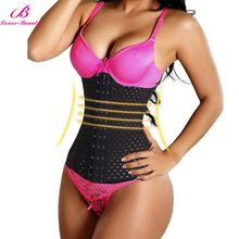 e5f4e9bc5c168 Lover Beauty Waist Trainer Corset For Weight Loss Workout Body Shaper Tummy  Fat Burner Breathable Shapewear