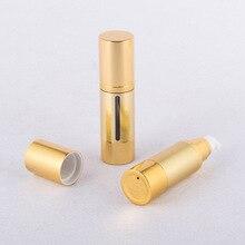 1pcs 30ml gold vacuum bottle Open skylight lotion high-grade fine goods bottling bottled aluminum-plated BQ054