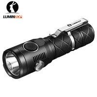 LUMINTOP SDmini II Xp-l Hi 920LM USB Sạc LED Đèn Pin Với Side Ánh Sáng Mạnh Mẽ 18650/CR123A Led Torch Camping