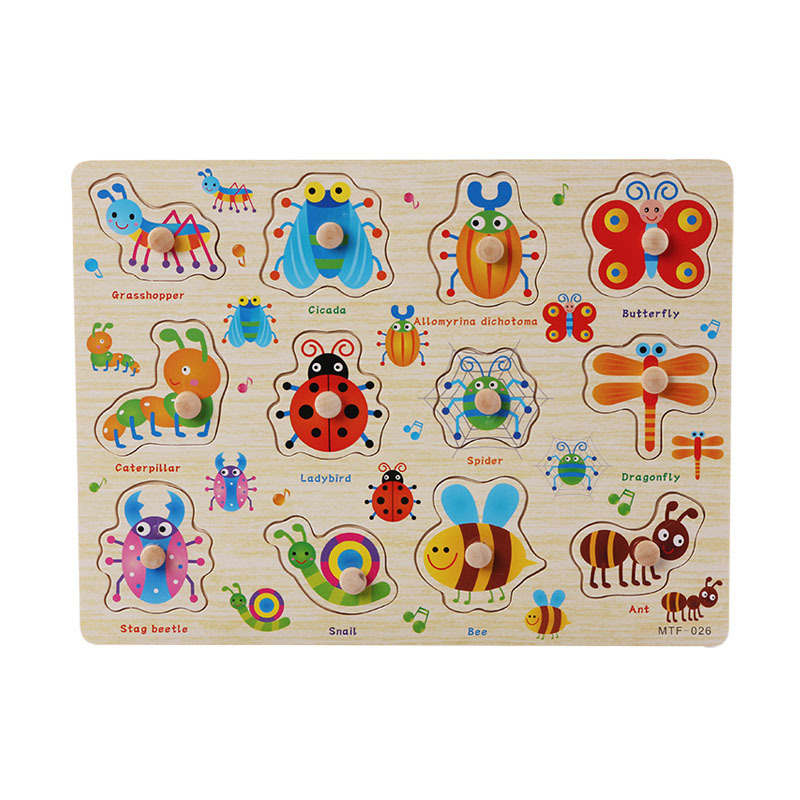 Jucarii pentru copii Puzzle Set de jucarii pentru mana Jucarii din - Învățare și educație