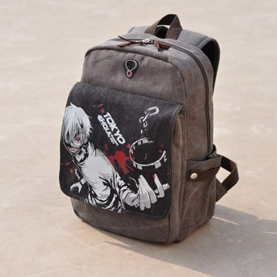 Tokyo Ghoul Bag Travel Durable Backpack