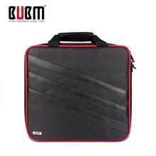 BUBM большой Ёмкость Carry Case Travel Organizer (ОРГАНАЙЗЕР) сумка Protector чехол для Sony PS4 Pro игры консоли Аксессуары сумка с плечевым