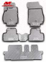 Floor mats for Chevrolet Orlando 2011- 5 pcs rubber rugs non slip rubber interior car styling accessories
