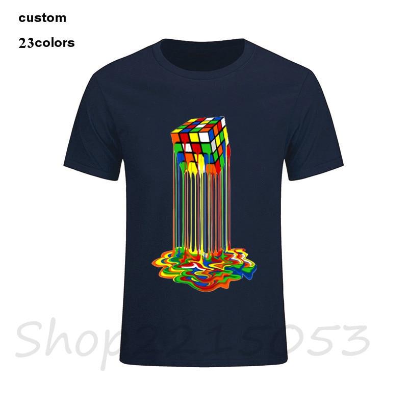 Detalle Comentarios Preguntas sobre Camisetas masculinas Cubo de ... 860245a5f89