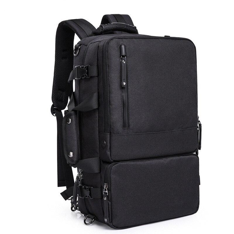 Бизнес-рюкзак для ноутбука мужские дорожные сумки для ноутбука Анти-Вор дизайн школьный компьютер мужской багаж большой емкости дорожная с...