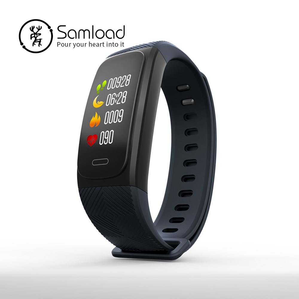 Smart Sport Bracelet GPS Wristband Alarm Weather Stop Watch Fitness Tracker IP68 for Android IOS iPhone Xs Call Reminder Clock все цены