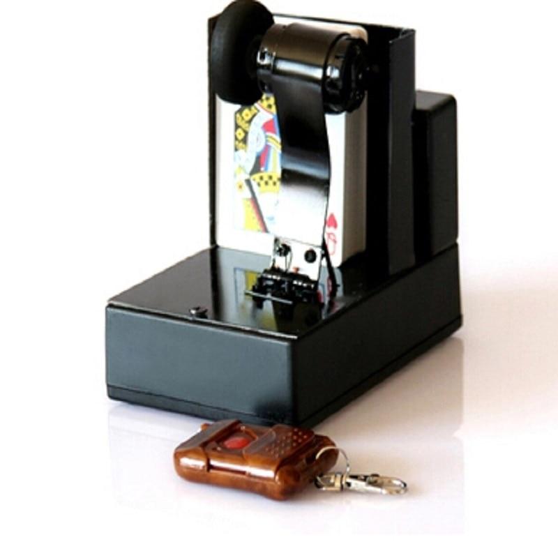 Горячая Распродажа устройство для спрея игральные карты появляются с устройства волшебные фокусы магический реквизит