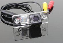 ДЛЯ Volkswagen VW Polo Sedan 2003 ~ 2008/Автомобильная Стоянка Камера/Задняя вид Камеры/HD CCD Ночного Видения + Резервное копирование Камера Заднего Вида
