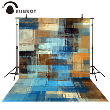 Allenjoy photo background Gouache style painting pattern professional vintage Camera photography photographic background