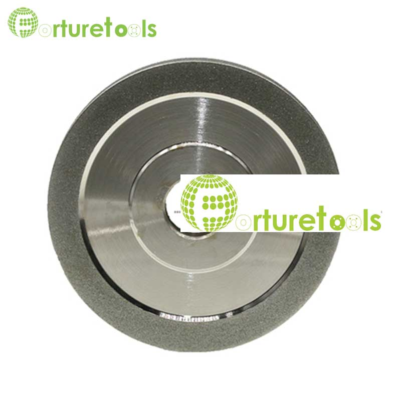 Diamond Coated grinding Wheel 4/5/6 inch flat shape abrasive wheel for tungsten carbide sharpening E019 цены
