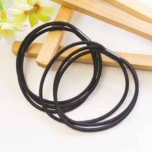 30Pcs Elastic Hair Ring Rubber Gum Girls Women Ponytail Hold
