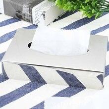 Бумажная стойка из нержавеющей стали, контейнер для салфеток, коробка, куб, хром, цветная крышка, для отелей, спальни, офиса, полотенец, салфеток, бумажный держатель, чехол