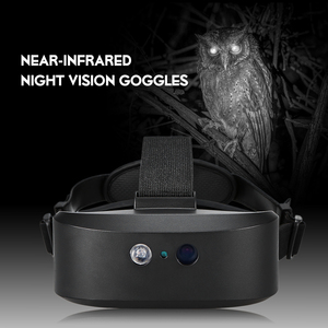 Image 1 - new outdoor Digital Night Vision Goggles Eye Mask Device of Observed In Darkness HD Imaging for Hunting Scope Head Mounted 60M